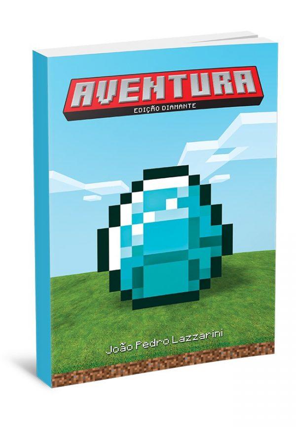 Capa – Aventura – Edição Diamante – João Pedro Lazzarini 00