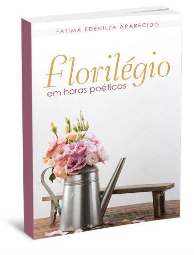 Capa – Florílegio Em Horas Poéticas 01